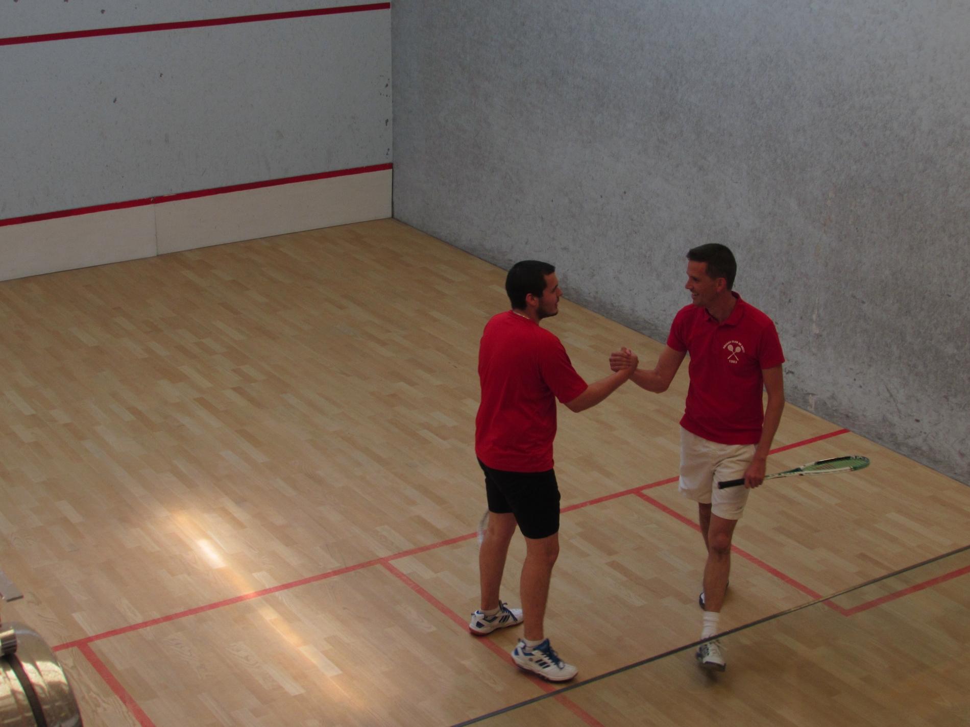 squash photo 2 Pierre et Marc